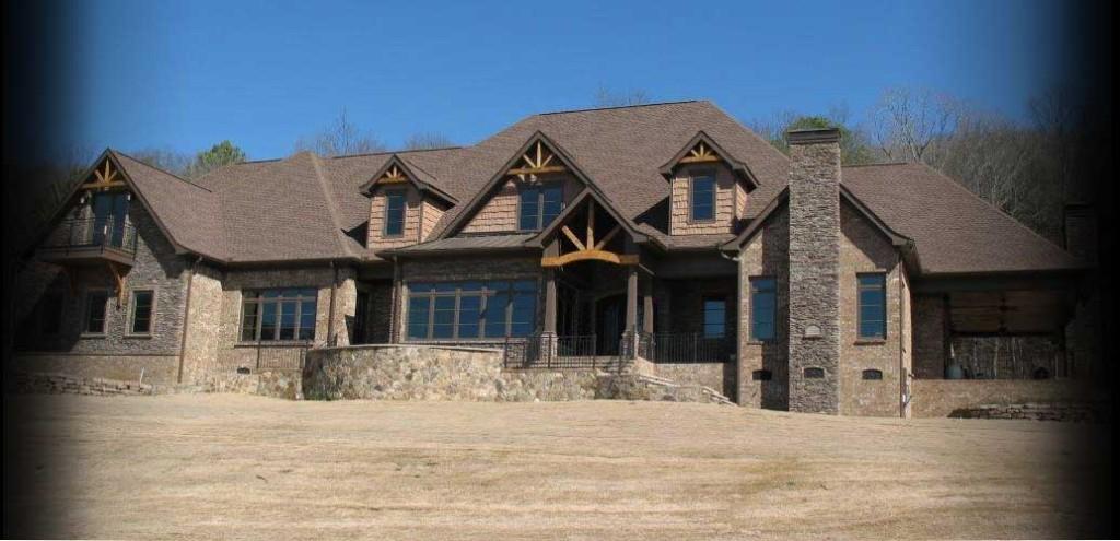 Huntsville custom home
