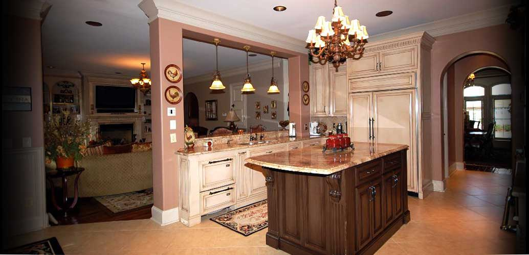 Things To Consider When Designing a Custom Kitchen Island for Your Home