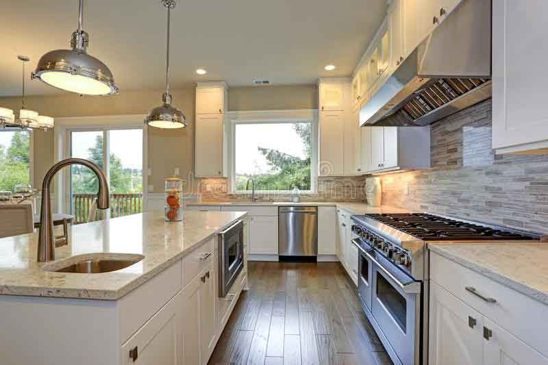 Huntsville Custom Homes Design Tips for Your Kitchen