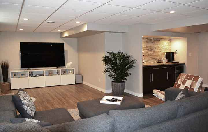 3 Useful Huntsville Custom Homes Basement Design Tips